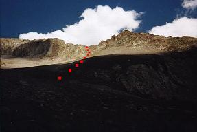 scree slope